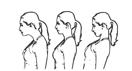 تقویت عضلات فلکسور عمقی گردن
