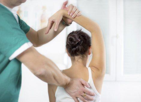 فیزیوتراپی برای توانبخشی و کنترل درد