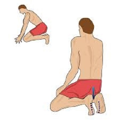 کشش غلاف کف پا یا فاشیای پلانتار