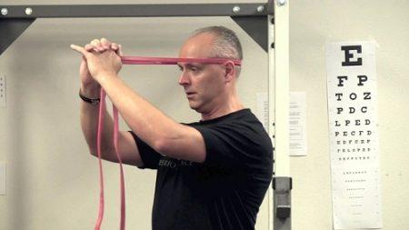 ورزشها و حرکات اصلاحی برای بهبود قوس گردن به جلو