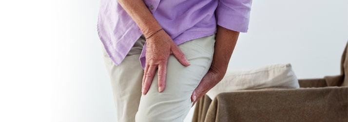علائم درد عصب سیاتیک کمر